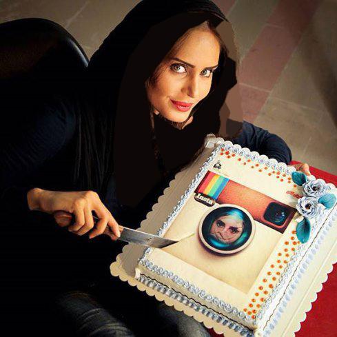 متن و عکس منتشر شده الناز شاکردوست بخاطر جشن تولد ۳۱ سالگی اش + تصاویر