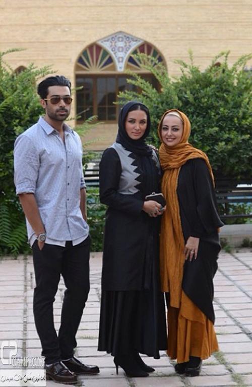 عکس های جدید روناک یونسی و همسرش محسن میری