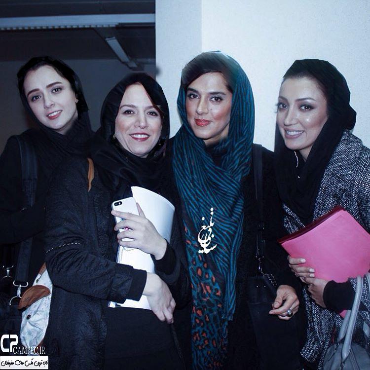 بازیگران مشهور زن در نمایشنامه خوانی آناکارنینا + تصاویر
