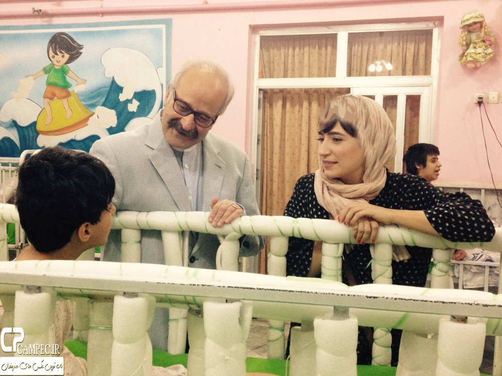 عکس های بازیگران فیلم سینمایی قندون جهیزیه در مشهد