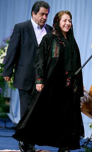 زوجهای سینمایی ایران را بشناسید + تصاویر
