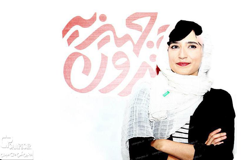 نگار جواهریان و پدرش در اکران مردمی فیلم قندون جهیزیه + تصاویر