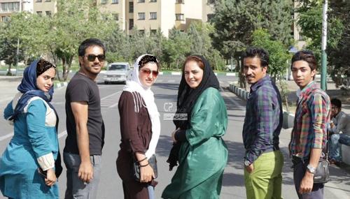 عکس های جدید نرگس محمدی بازیگر نقش ستایش
