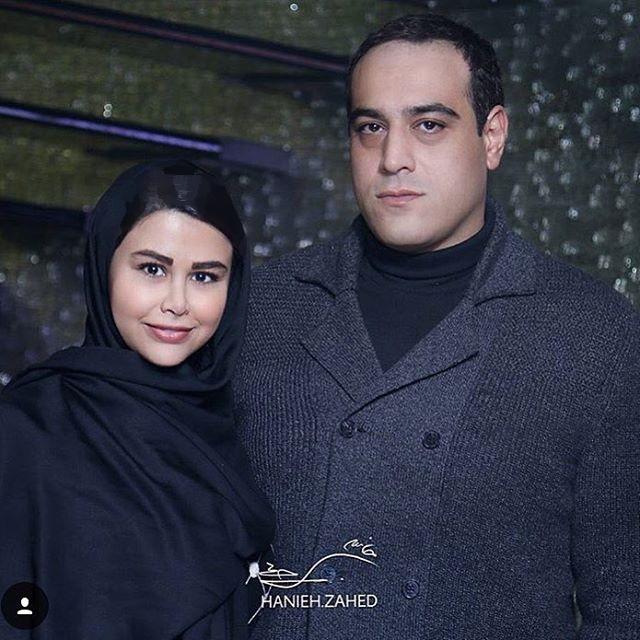 عکس های جدید زوج هنرمند امیریل ارجمند و یاسمینا باهر + بیوگرافی