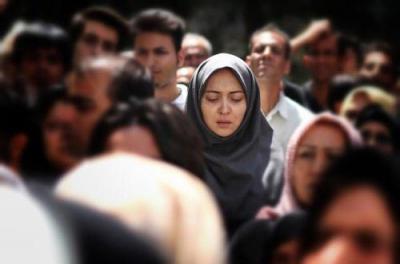 ظاهر متفاوت نیکی کریمی در فیلم سینمایی+عکس