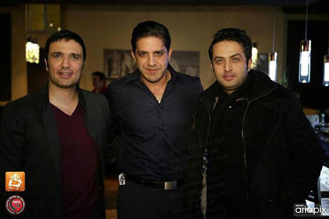 عکس بازیگران مشهور ایرانی در جشنواره تورنتو ۲۰۱۳