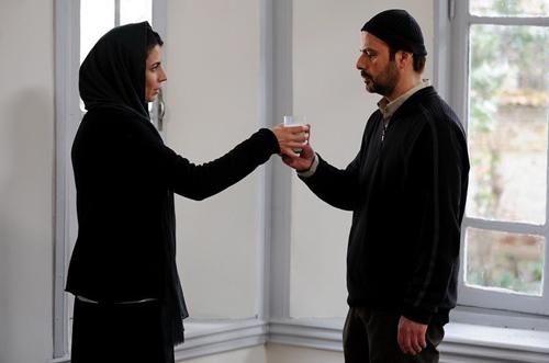 ارتباط حسی بین لیلا حاتمی و علی مصفا در فیلم عاشقانه شان! + تصاویر