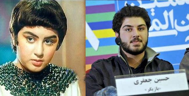 عکس جدید حسین جعفری بازیگر نقش بچگی یوسف