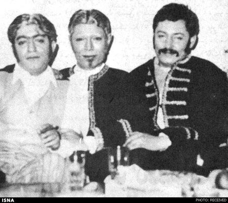 عکسی خاطرهانگیز از بزرگان سینما+عکس