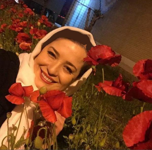 تبریک جالب ملیکا شریفی نیا به خواهرش مهراوه به مناسبت تولدش + تصاویر