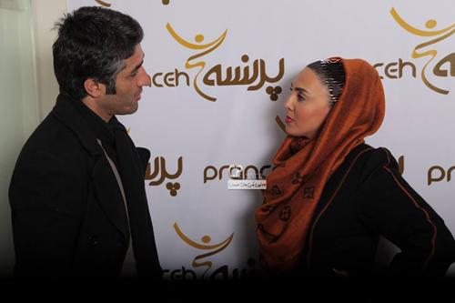 عکسهای جدید لیلا بلوکات در باشگاه ورزشی«پرنسه» پژمان جمشیدی