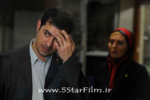 """عکس هایی از """"پنج ستاره"""" مهشید افشارزاده / از سحر قریشی تا شهاب حسینی"""