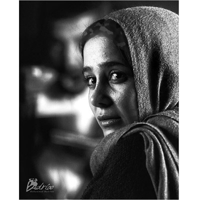 گریم متفاوت«الناز حبیبی»در سینمایى «ناخواسته»+عکس
