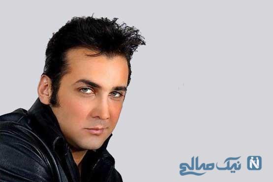 عکس های حسام نواب صفوی با همسر و خانواده + بیوگرافی