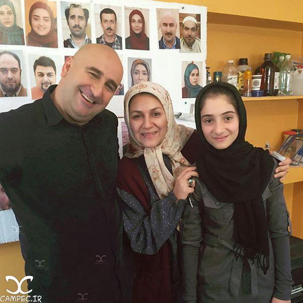 """""""مهران احمدی"""" بیوگرافی و عکس های مهران احمدی و همسرش"""