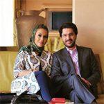 امیرحسین مدرس و همسر هنرمندش از کارهای هنری خود می گویند + تصاویر