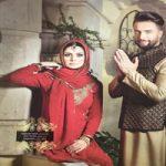 بنیامین بهادری و همسرش شایلی در سلام بمبئی + تصاویر عاشقانه