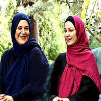 نسرین نصرتی بازیگر زن سریال پایتخت مادر شد + تصاویر و بیوگرافی