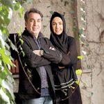 سیامک انصاری و همسرش طناز هادیان و زندگی شخصی شان + تصاویر جدید