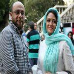 گلاره عباسی و همسرش در جشن تولد پسر محسن چاوشی + تصاویر