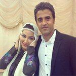 فقیهه سلطانی بازیگر سینما و تلویزیون خبر حاملگی خود را رسانه ای کرد + عکس بارداری