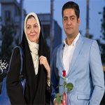 جشن 1 ماهگی گندم دختر آزاده نامداری + نوشته ها و تصاویر