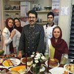 حمیدرضا رنجبر مجری و سرآشپز شبکه نسیم از بیوگرافی تا عکس های خانوادگی