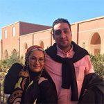 لاله صبوری و همسر آمریکایی اش از بیوگرافی تا عکس ها