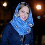 عکس مهناز افشار و شعر دلتنگی او بخاطر دوری از همسرش