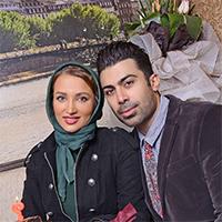 جشن روناک یونسی و همسرش درکانادا به مناسبت کریسمس + تصاویر