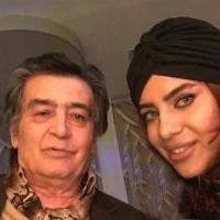 جشن تولد ۷۰سالگی رضا رویگری با حضور همسرش و بازیگران مشهور! + تصاویر