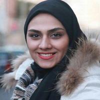 عکسها و بیوگرافی سعیده آغویی (خاله گلناز) مجری و بازیگر ایرانی