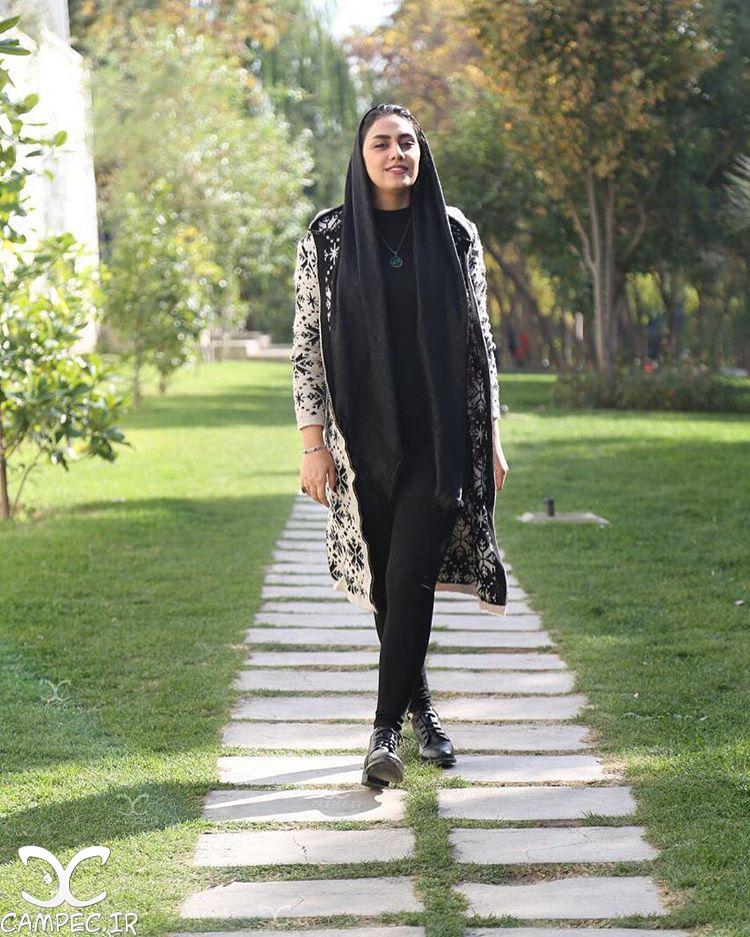 بیوگرافی سعیده آغویی
