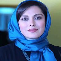 عکسهای زیبای مهتاب کرامتی در سی و پنجمین جشنواره فیلم فجر