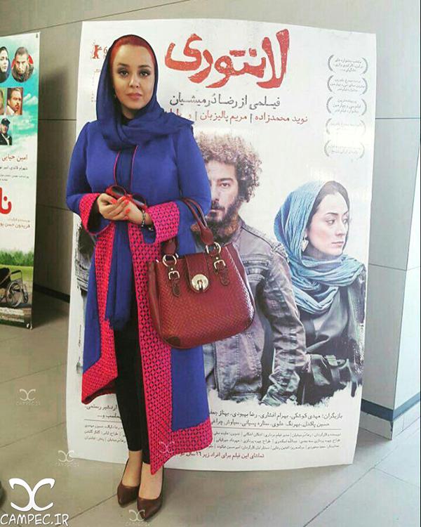 آرتمیس ورزنده بازیگر جوان