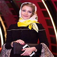 عکس های جالب الناز حبیبی در اجرای بلک لایت لند