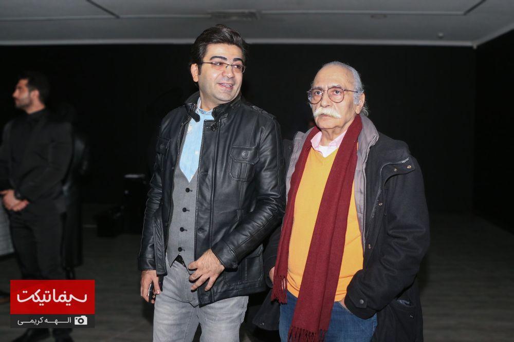 افتتاحیه نمایشگاه بهاره افشاری