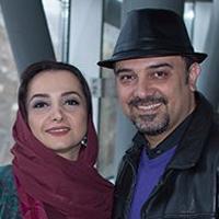 تصاویر برزو ارجمند و همسرش پارمیس زند و ماجرای عجیب و جالب ازدواج وی