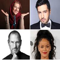 تولد بازیگران و ستاره های مشهور داخلی و خارجی در هفتهی پیش رو +تصاویر