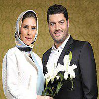 سام درخشانی و همسرش عسل امیرپور برروی فرش قرمز جشنواره فیلم فجر + تصاویر
