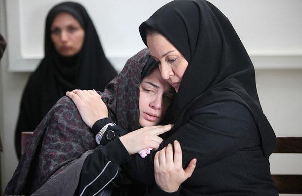 طناز طباطبایی بازیگر زن ایرانی