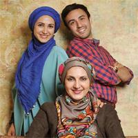 بیوگرافی فاطمه گودرزی و همسرش و فرزندانش آوا و پویان + تصاویر
