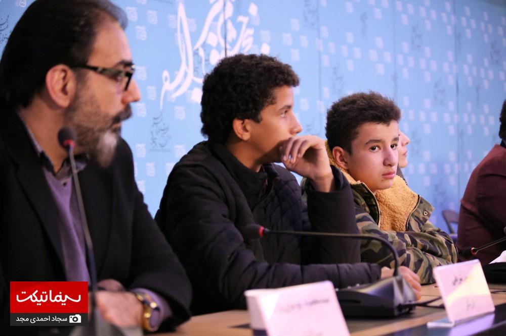 ساره بیات در جشنواره فیلم فجر