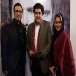 رونمایی از آلبوم محمد رضا فروتن با حضور هندمندان و تبریک اندیشه فولادوند به وی+تصاویر