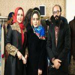 حضور هنرمندان زن مشهور در افتتاح مزون خانه طراحان لباس +تصاویر