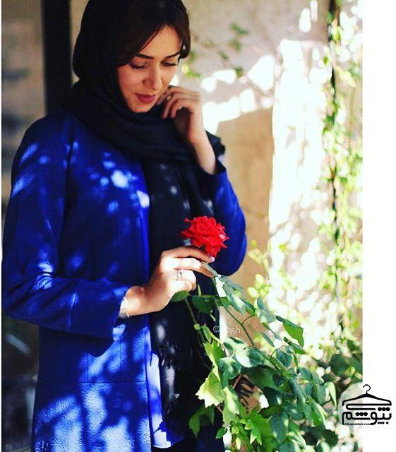پریناز ایزدیار بازیگر جوان