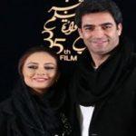 یکتا ناصر و همسرش روی فرش قرمز فیلم سینمایی «کارگرساده نیازمندیم» +تصاویر