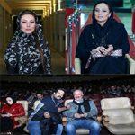 حواشی و حضور بازیگران و چهره های مشهور در هشتمین روز جشنواره فیلم فجر +تصاویر