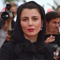 لیلا حاتمی با مدل مانتوی زیبا و دیدنی در جشنواره فیلم فجر + تصاویر