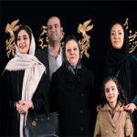 نشست رسانه ای فیلم آذر با حضور نیکی کریمی و هستی مهدوی فر در جشنواره فیلم فجر + تصاویر